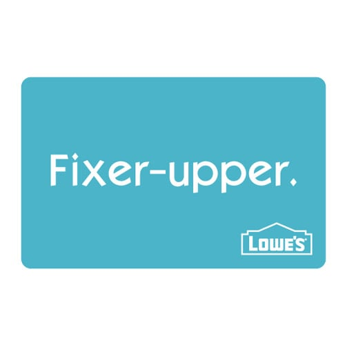 Fixer-Upper Gift Card
