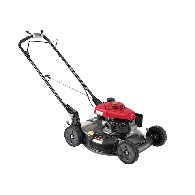 Honda HRS 160-cc 21-in Self-Propelled Gas Push Lawn Mower