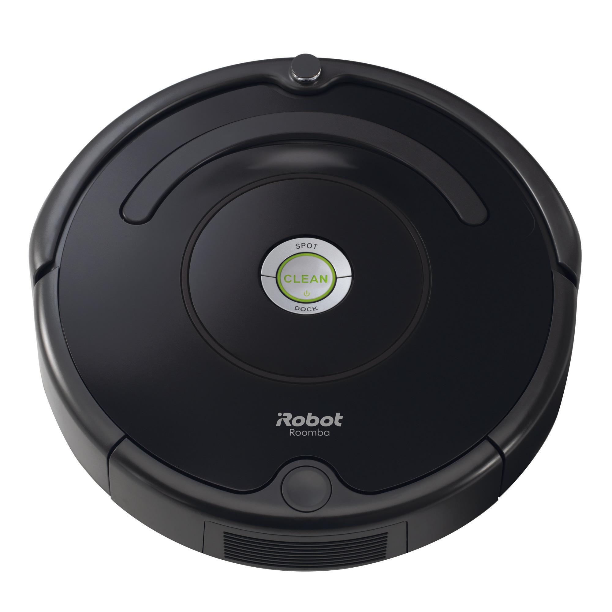 iRobot Roomba 614 Black Robotic Vacuum | R614020