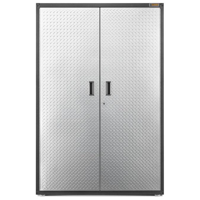 Wall Mounted Garage Cabinet, Garage Storage Closet
