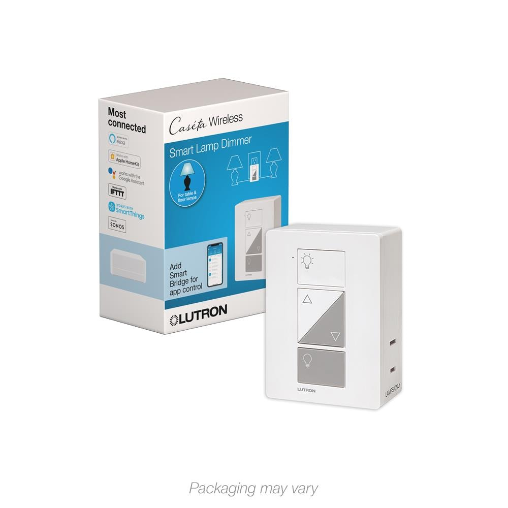 Philmore 30-10194 AC Plug-In Dimmer Switch Light Lutron