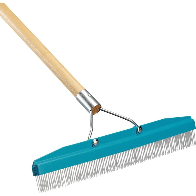 Carlisle Flo Pac 174 Commercial Groomer Carpet Rake 54 In Long X 18 In Wide In The Brooms Department At Lowes Com