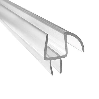Bathtub Shower Door Sweeps At Com, Glass Shower Door Rubber Seal Strip