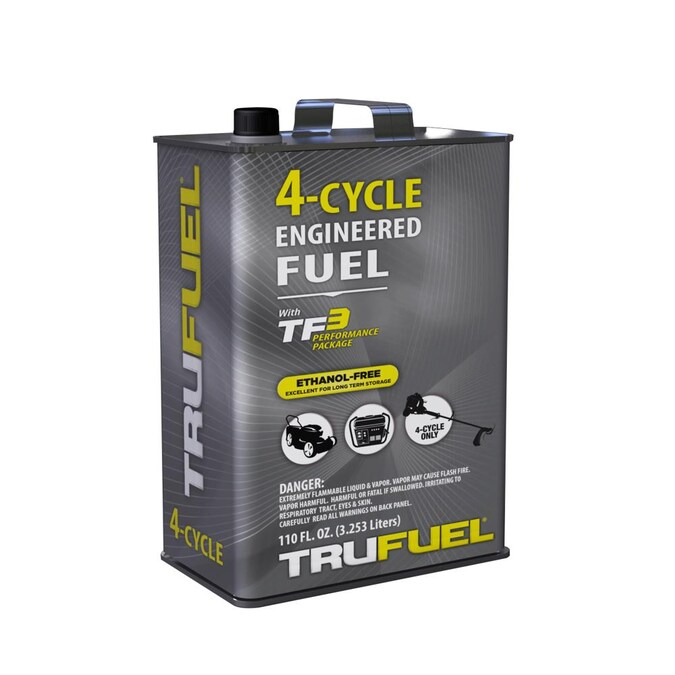 Trufuel 110 Pack 4 Cycle 4 Cycle Fuel In The Power Equipment Fuel Department At Lowes Com