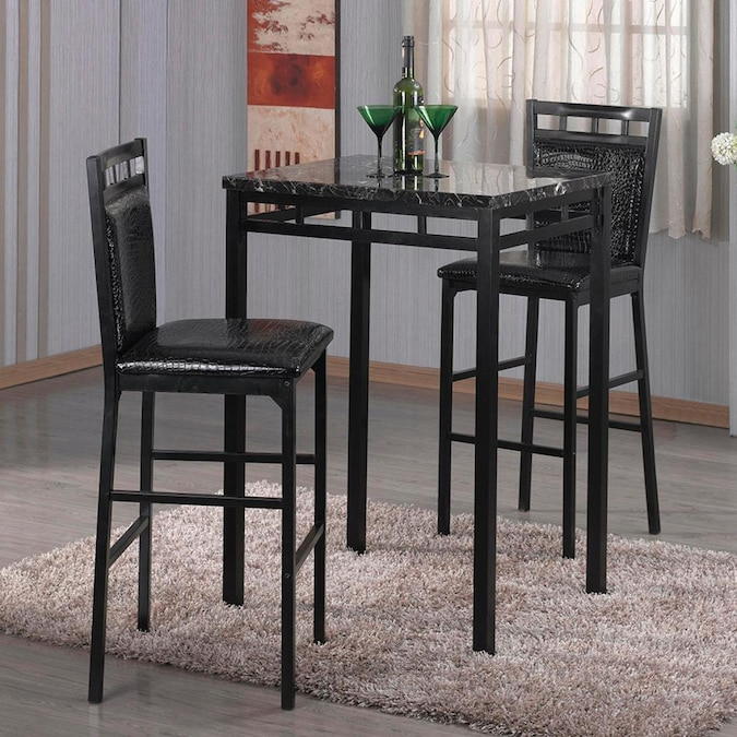 Home Source Industries Eric Bistro, Bistro Style Dining Room Sets