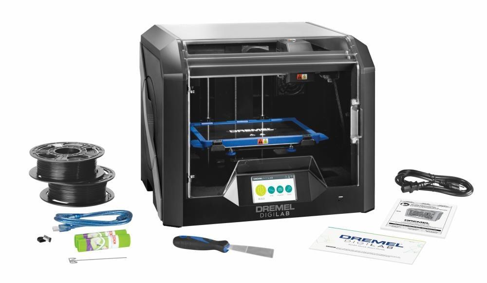 Dremel 3D45 3D Printer Education Bundle in Black   3D45-EDU