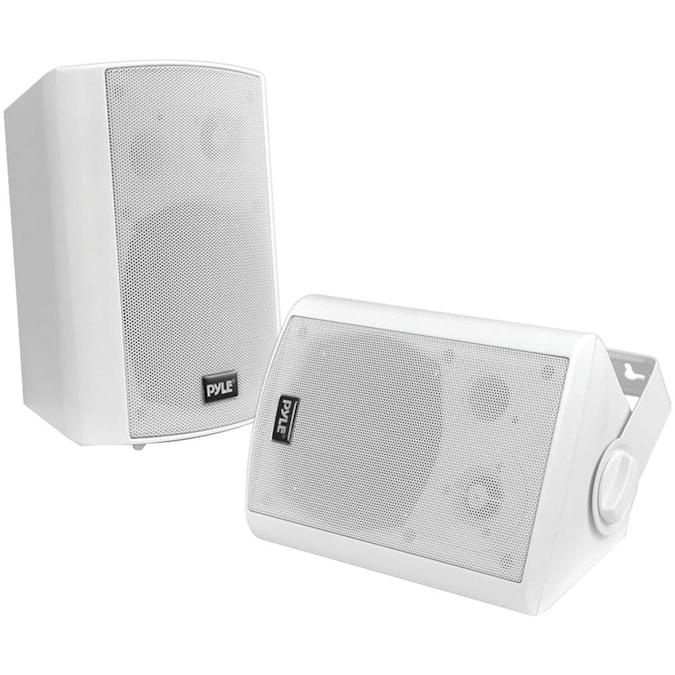 Pyle Home 10 25 In 60 Watt Set Of 2, Pyle Outdoor Speakers