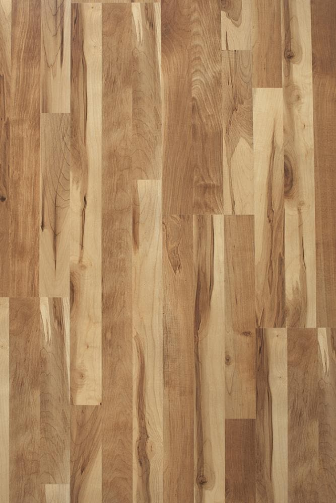 Style Selections Natural Maple 7 Mm