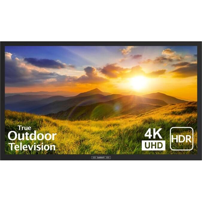 SunBriteTV Signature 43-in 2160p (4k) LED Partial Sun Flat Screen Ultra HDTV