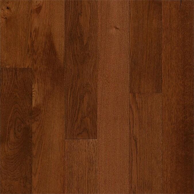 Bruce Hydropel Prefinished Saddle Oak