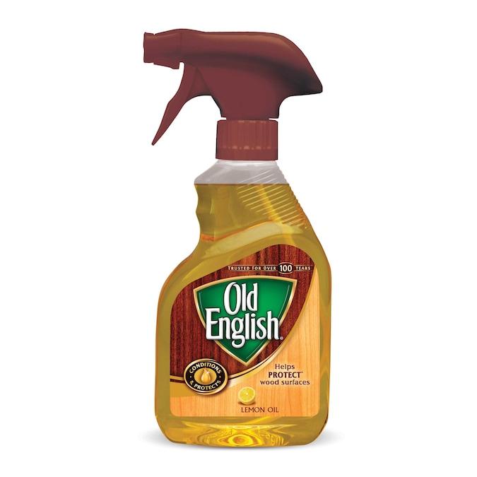 12 Oz Wood Furniture Cleaner, Oil For Wood Furniture
