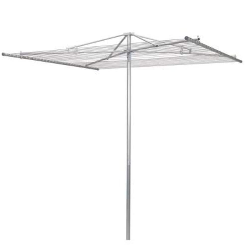 Metal Umbrella Clothesline, Small Round Clothesline