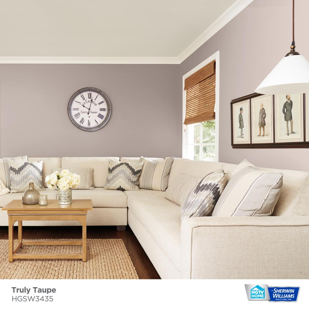 Showcase Satin Truly Taupe Hgsw3435