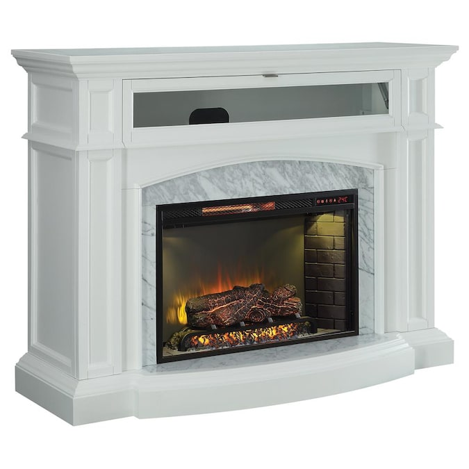 Electric Fireplaces Department At, Quartz Electric Fireplace