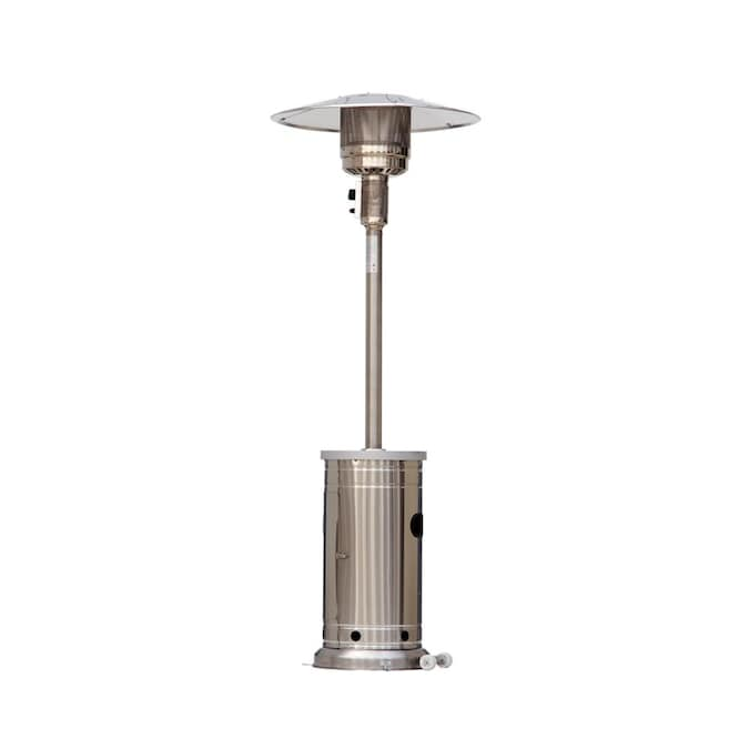 Floorstanding Gas Patio Heaters on sale for $99