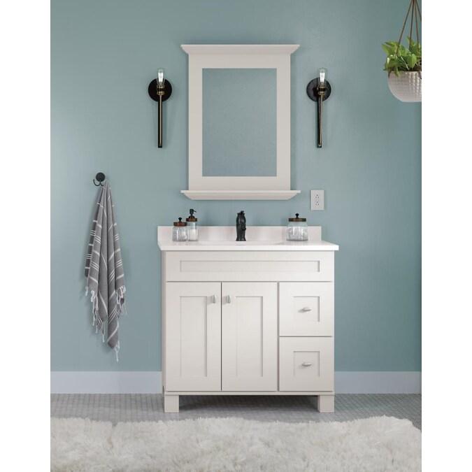 White Bathroom Vanity Cabinet, 65 White Bathroom Vanity