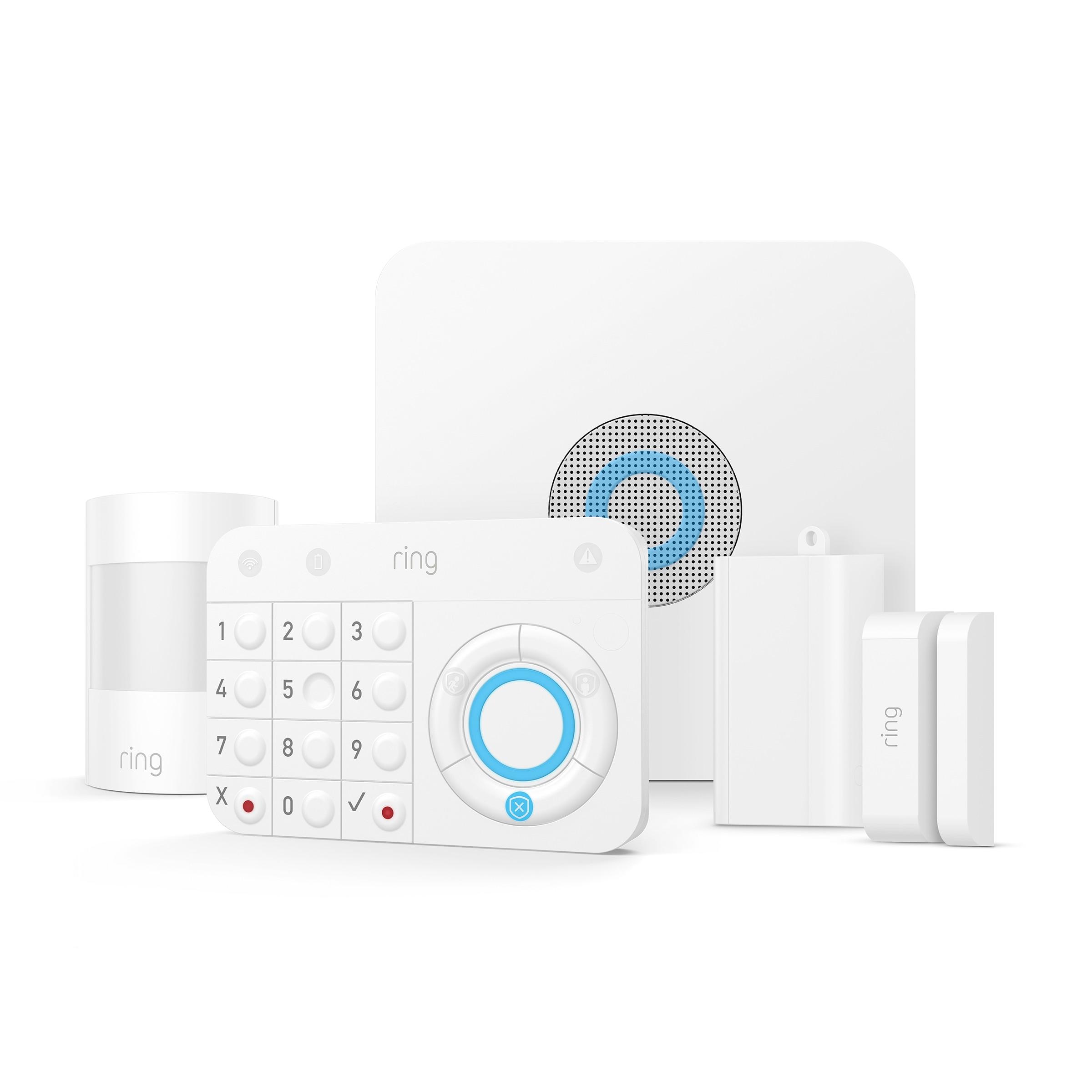 Ring Alarm Starter Kit, Home Alarm Systems and Sensors