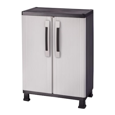 Plastic Garage Cabinets At Com, Plastic Wall Cabinets