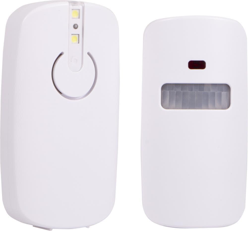 Power Gear Outdoor Motion Sensor In The, Motion Detector Alarm Outdoor Wireless