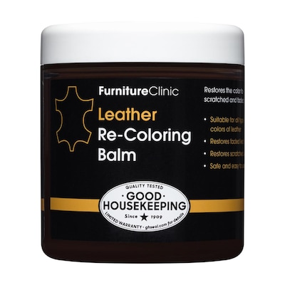 Furniture Clinic Leather Re Coloring, Is Furniture Polish Good For Leather