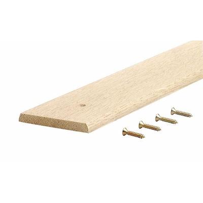Floor Seam Binder In The Moulding