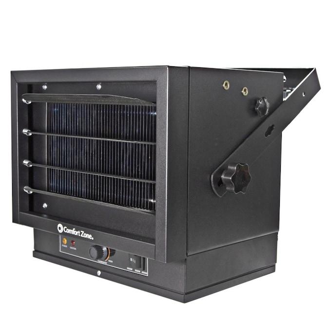 Comfort Zone 5000 Watt Electric Garage, 220 Volt Electric Garage Heater