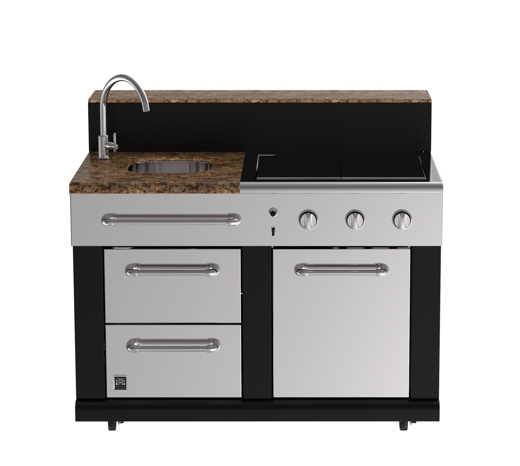 Master Forge Outdoor Kitchen Sink Parts