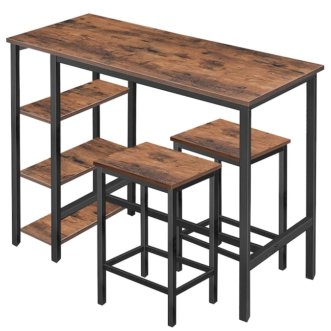 Tall Counter Height Bar Table, Bar Room Furniture