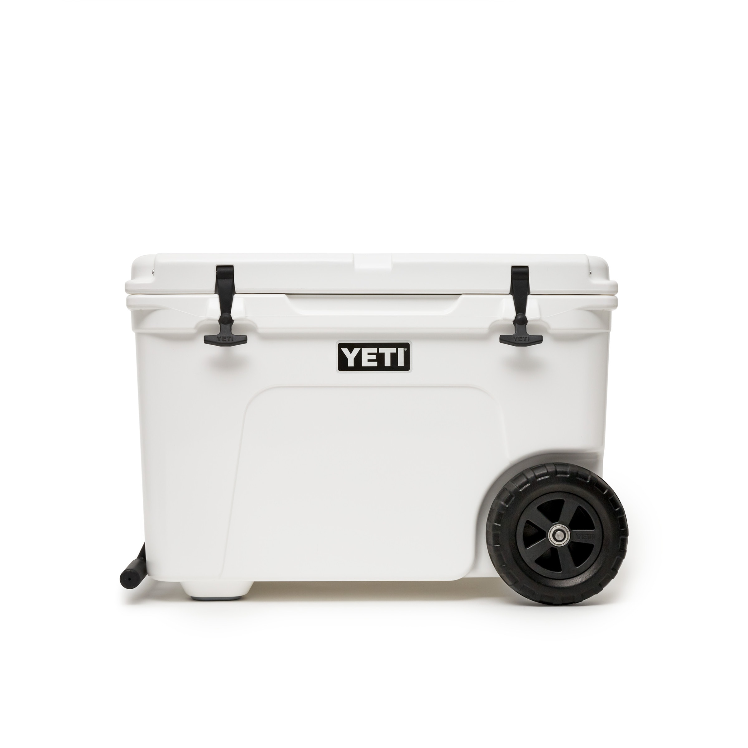 YETI Tundra Haul Wheeled Insulated Chest Cooler in White | 10060020000
