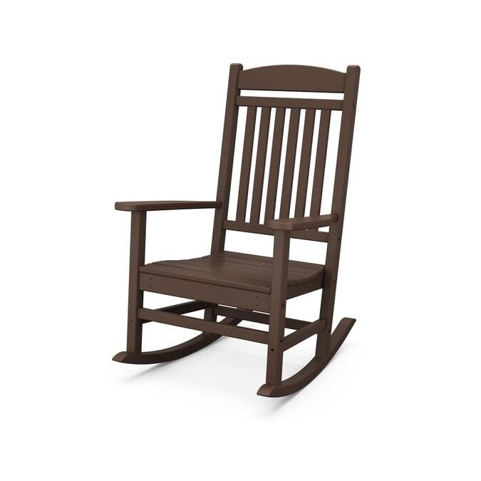 Trex Outdoor Furniture Seaport Vintage, Outdoor Furniture Rocking Chair