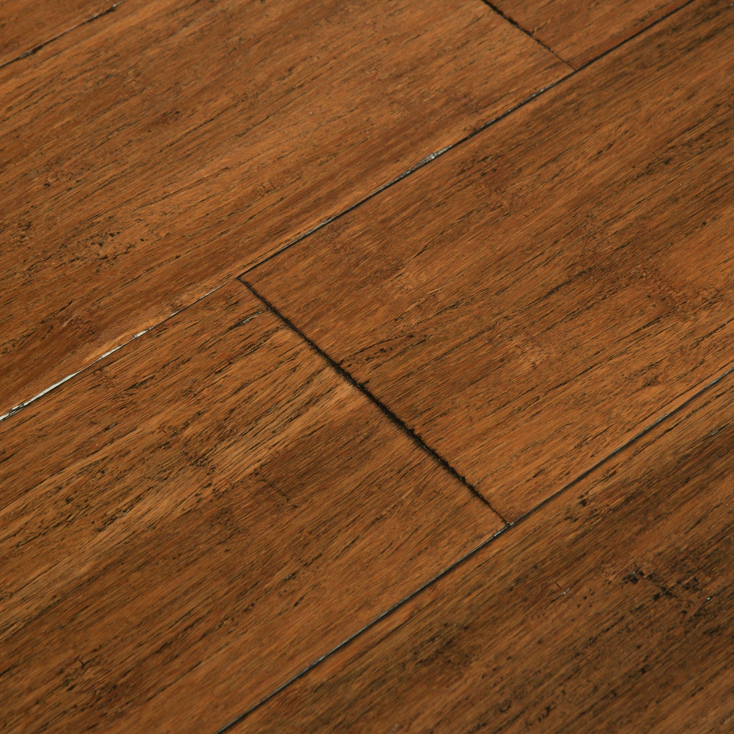 Engineered Hardwood Flooring, Waterproof Bamboo Laminate Flooring
