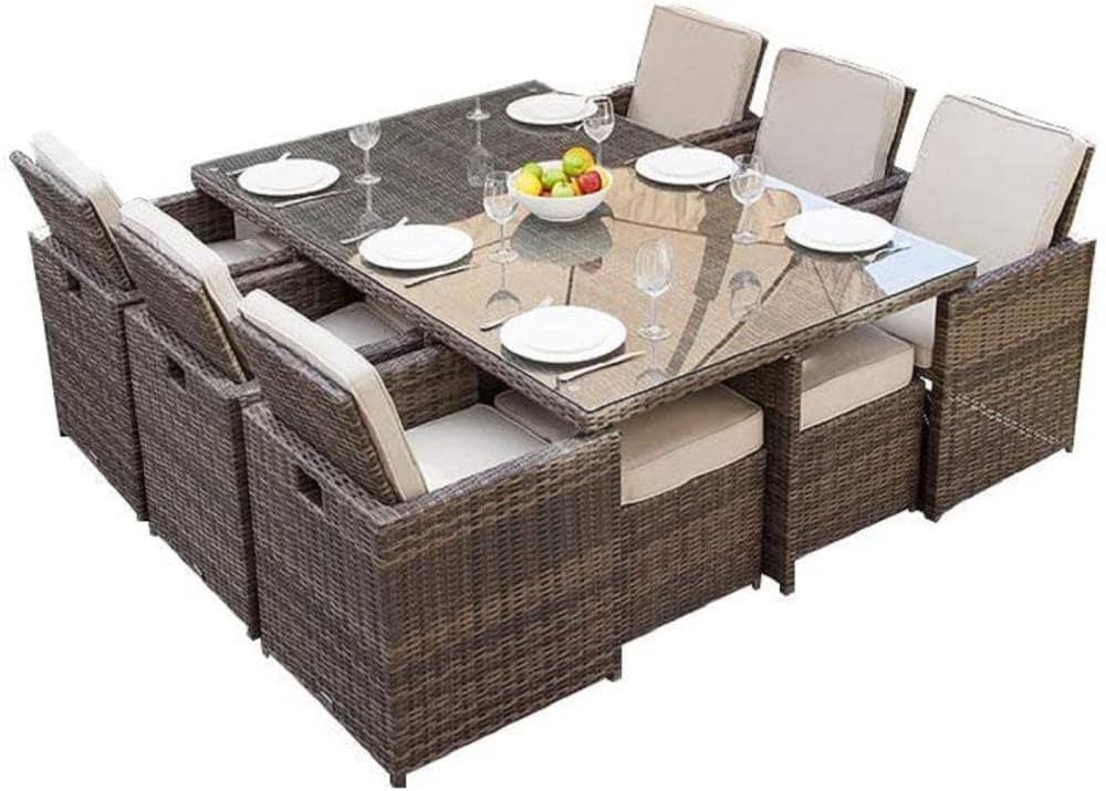 Direct Wicker Alana 1 Brown Frame Patio, Patio Furniture Direct