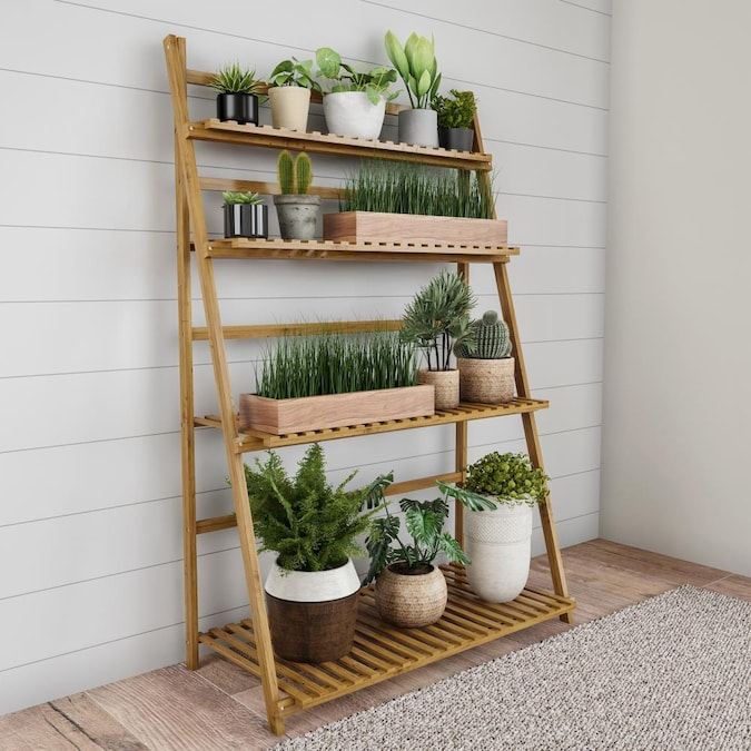 Nature Spring Plant, Outdoor Plant Shelves