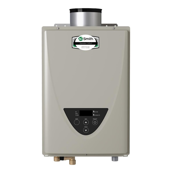 Concentric Venting Indoor Tankless Gas Water Heaters Home Improvement Air Kits