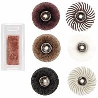 Deals on Dremel Ez Lock 7-Piece Set Multipurpose Accessory Kit
