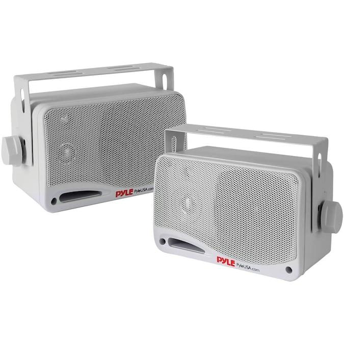 Pyle 6 5 In 100 Watt Set Of 2 Outdoor, Pyle Outdoor Speakers