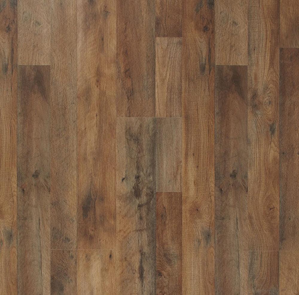 Florian Oak 7 Mm Thick Wood Plank 8 In, Laminate Plank Flooring