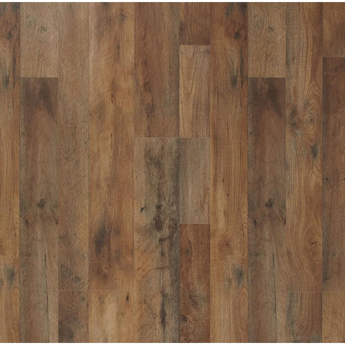Florian Oak 7 Mm Thick Wood Plank 8 In, What Is Best Thickness For Laminate Flooring