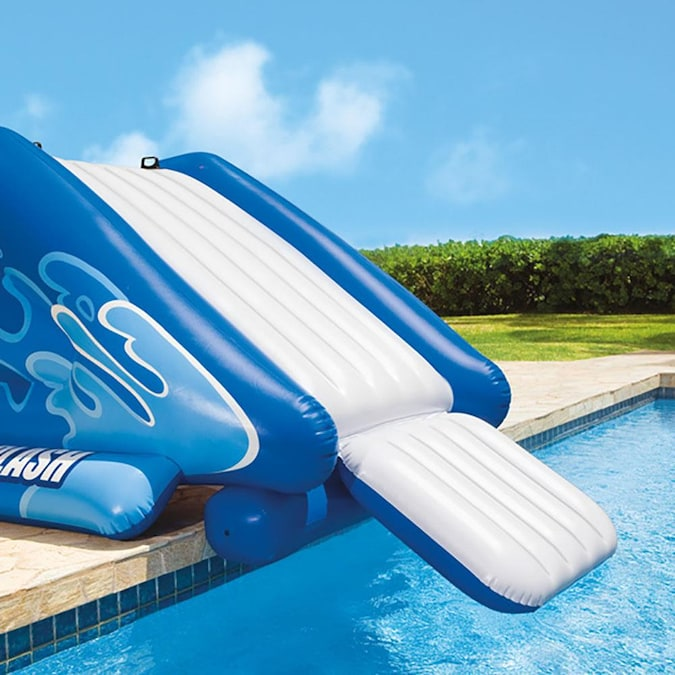 Rectangle Above Ground Pool, Above Ground Pool Water Slides