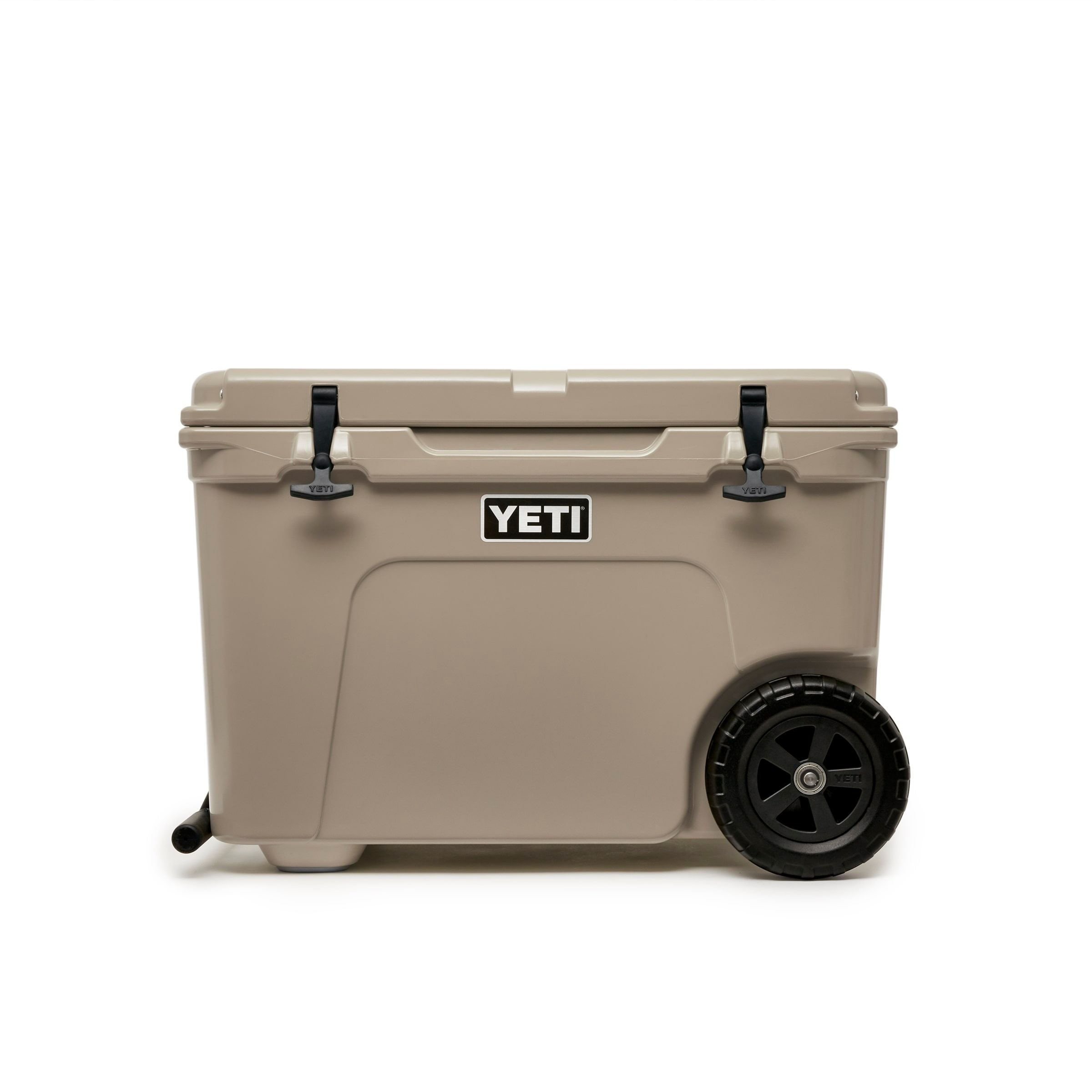 YETI Tundra Haul Wheeled Insulated Chest Cooler in Brown | 10060010000