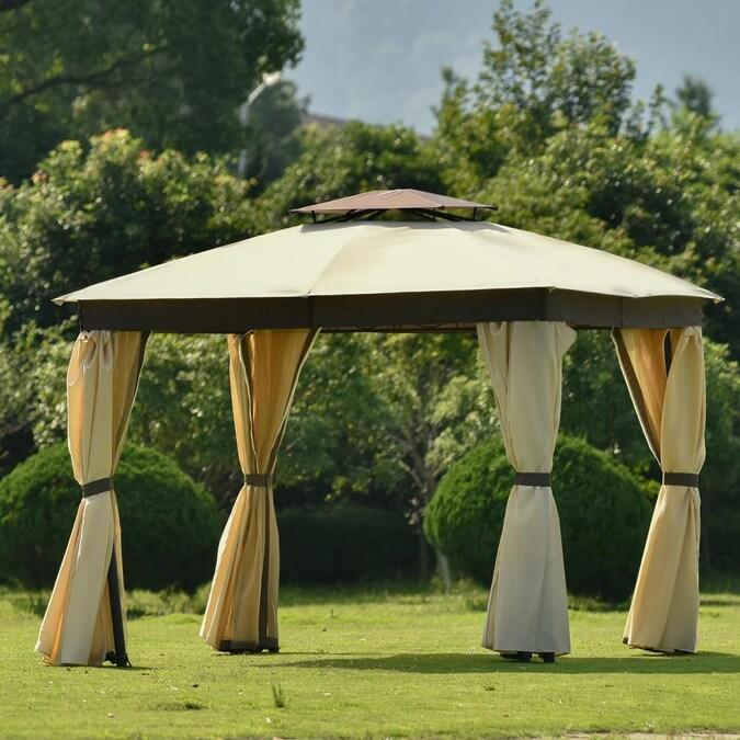 Outdoor Patio Gazebo Tent Garden Canopy, Outdoor Patio Gazebo Canopy