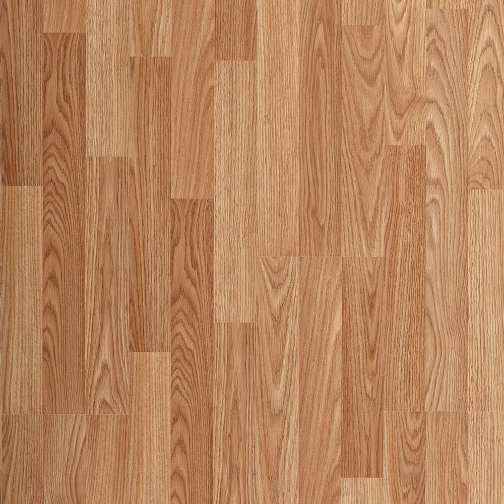 Thick Wood Plank Laminate Flooring, Project Source Laminate Flooring Woodfin Oak