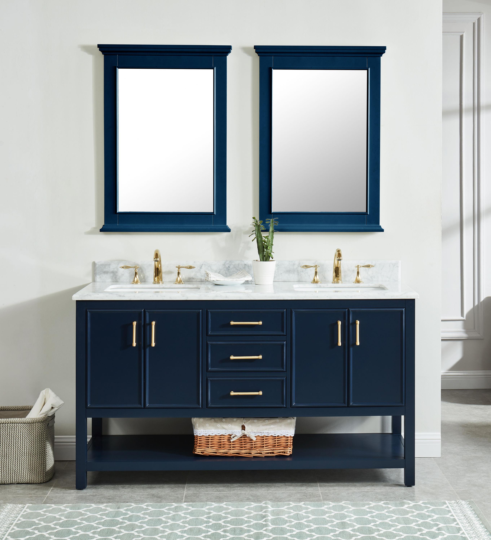 Double Sink Bathroom Vanity, Double Vanities For Bathroom