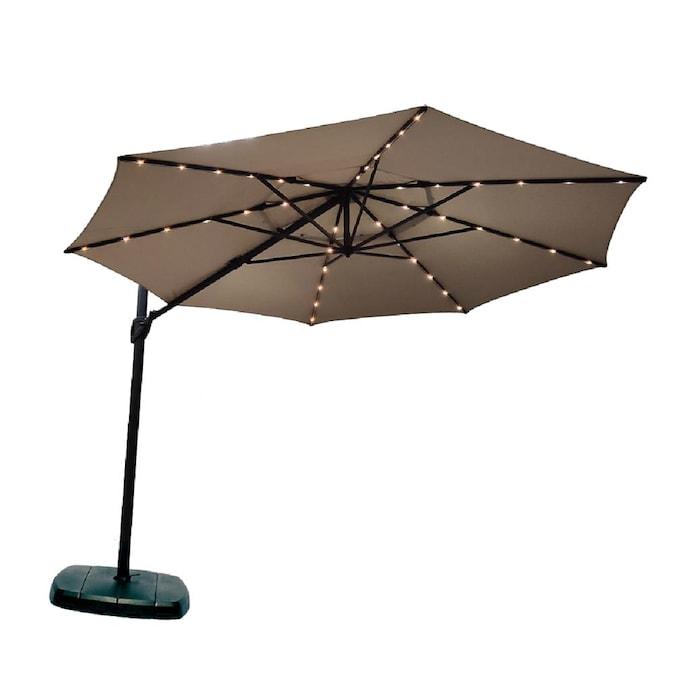 Cantilever Patio Umbrellas At Com, Articulating Patio Umbrella