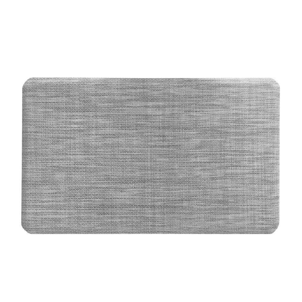 Liberty Mats Premium Woven Vinyl Anti Fatigue Floor Mat 9 x 9 ...