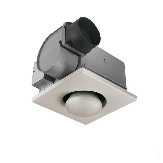 Broan Fan With Infrared Bulbs 4 Sone 70, Bathroom Vent Fan With Heater No Light