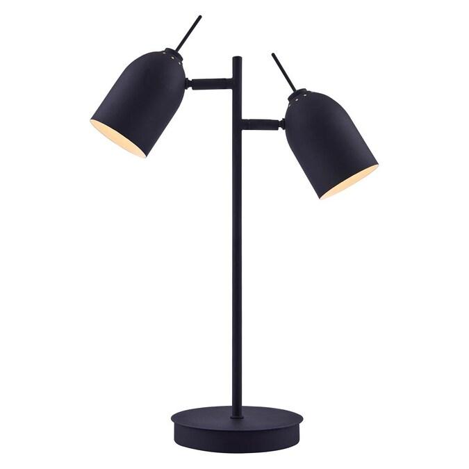 Adjustable Black Desk Lamp, Black Metal Desk Lamps