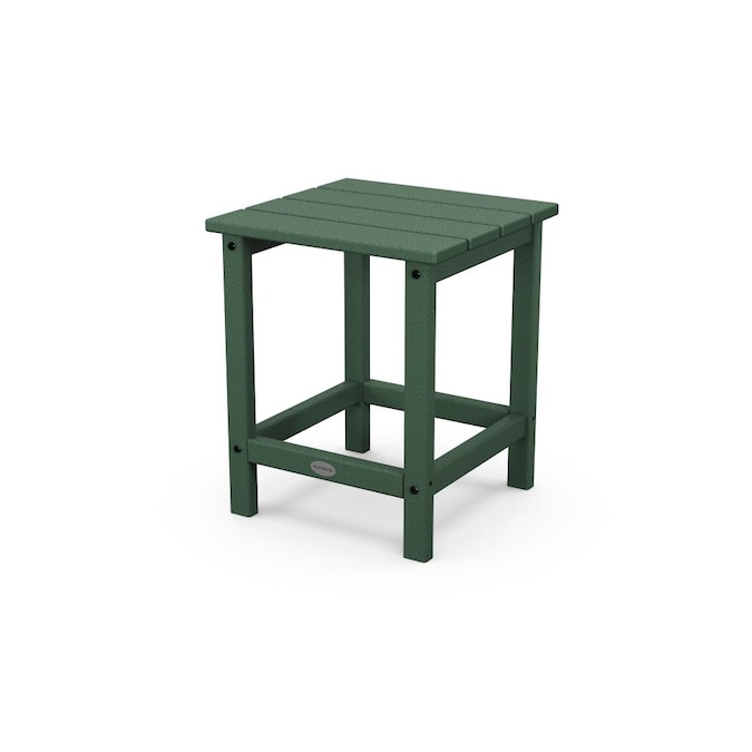 Polywood Long Island Square Outdoor End, Outdoor End Tables