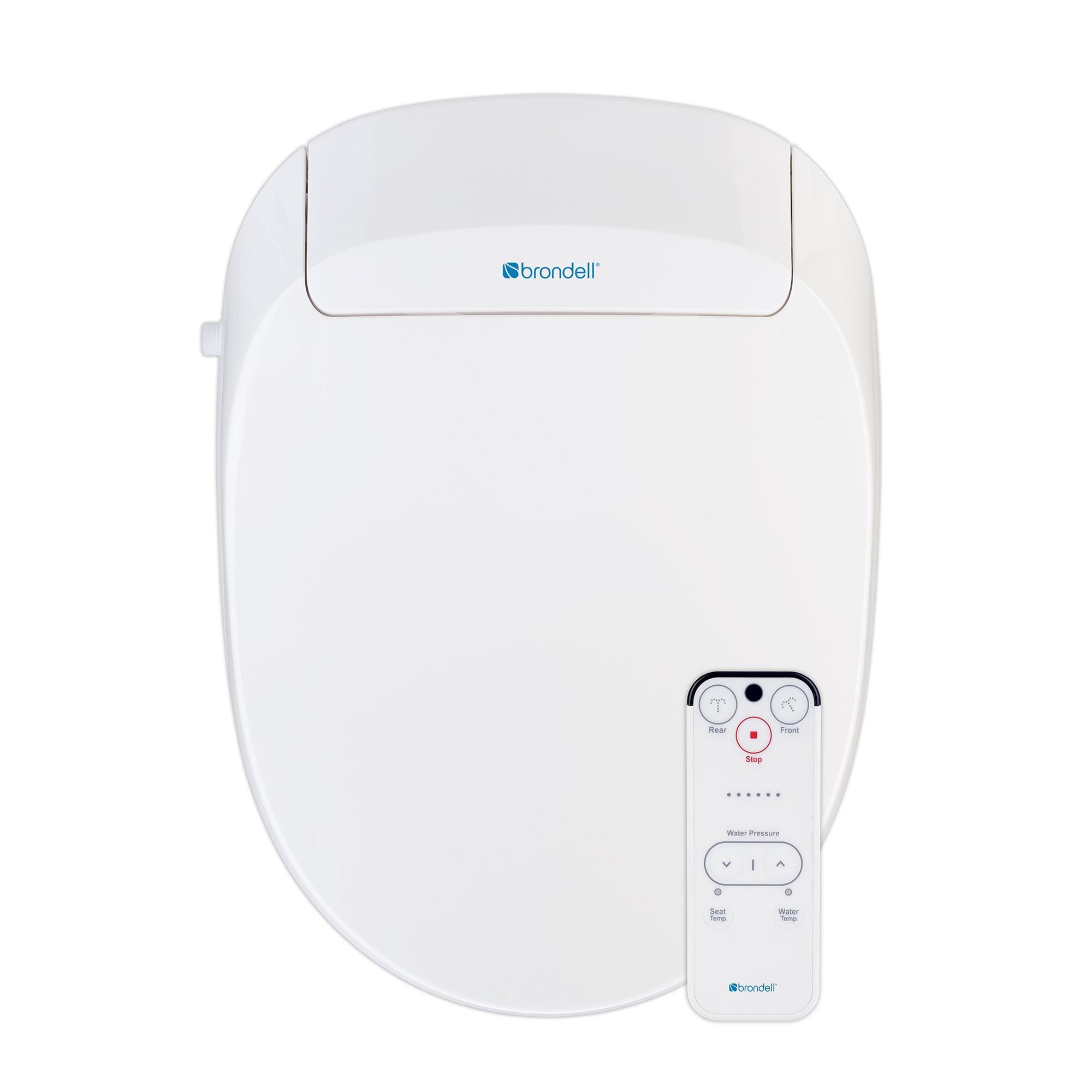 Swash 300 Electronic Elongated Bidet Seat White - Brondell
