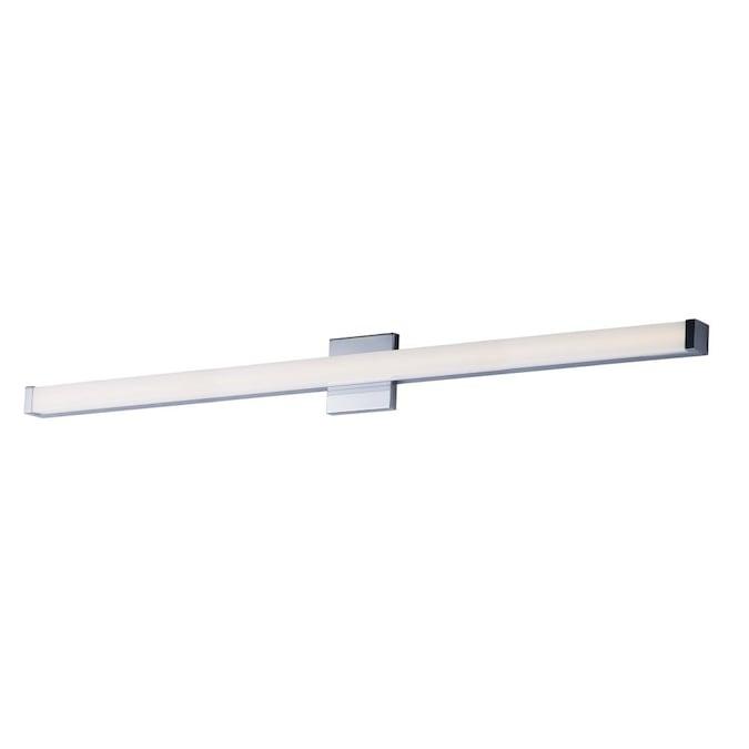 Maxim Lighting Spec Vanity 1 Light, Modern Bathroom Light Bar